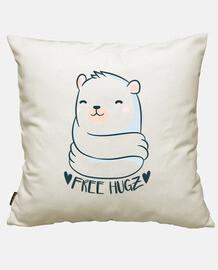 maglietta orso abbraccio