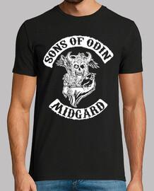 maglietta sons of odin