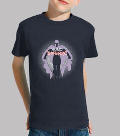 magneto: homo camisa niño superiores