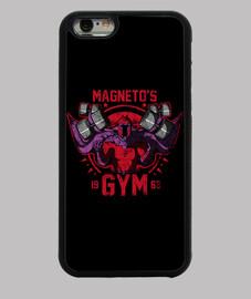 magneto's gym
