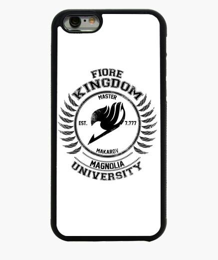 Funda iPhone 6 / 6S Magnolia University Black