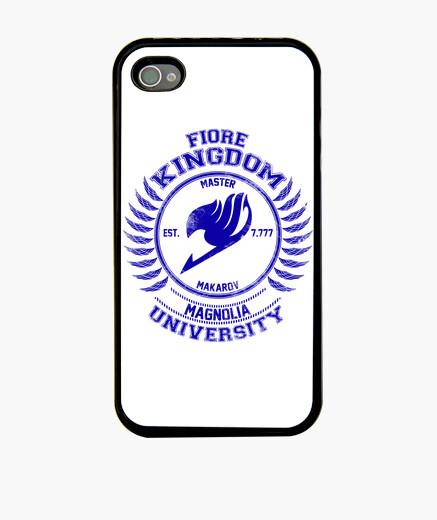 Funda iPhone Magnolia University blue