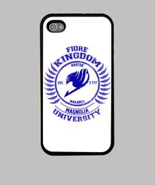 Magnolia University blue