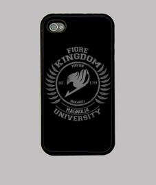 Magnolia University gray