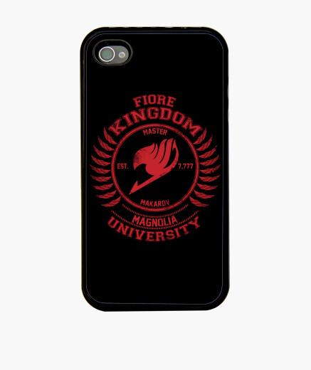 Funda iPhone Magnolia University Red
