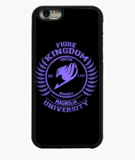 Funda iPhone 6 / 6S Magnolia University violet