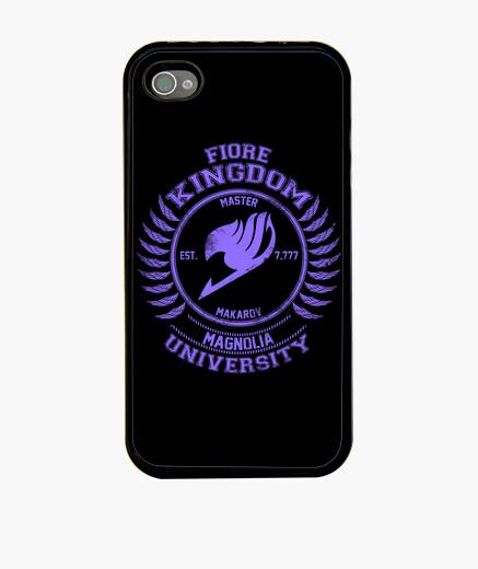 Funda iPhone Magnolia University violet