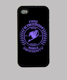 Magnolia University violet