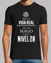 Mago de Nivel 20