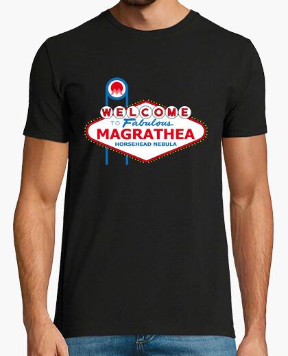 Magrathea alive t-shirt