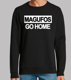 Magufos go home