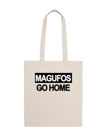 magufos rentrent à la maison