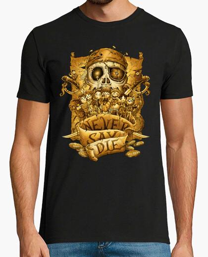 T-shirt Mai dire Morte