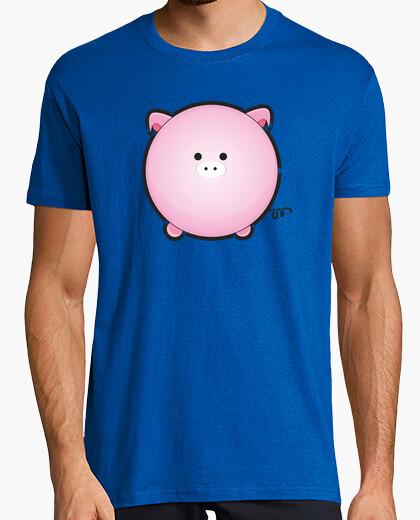 T-shirt maialino