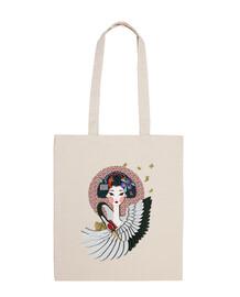 maiko: apprendista geisha airone e farf