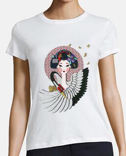 maiko: apprentie geisha héron et papill