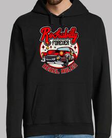 maillot de rock rétro rockabilly rockers vintage rock and roll musique USA des années 50 à 60 70