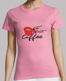 Mais premier café