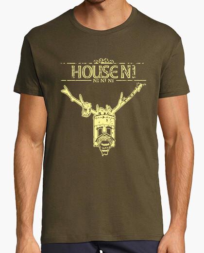 Tee-shirt maison ou - maison ou