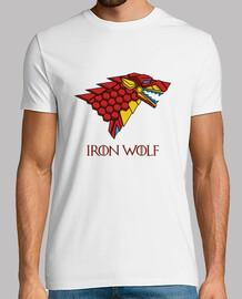 maison stark - loup de fer