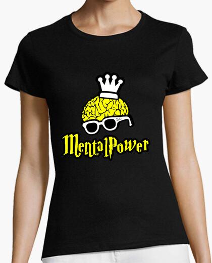 Tee-shirt maître de puissance mentale