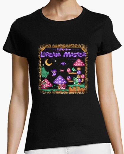 Tee-shirt maître rêveur nemo peu
