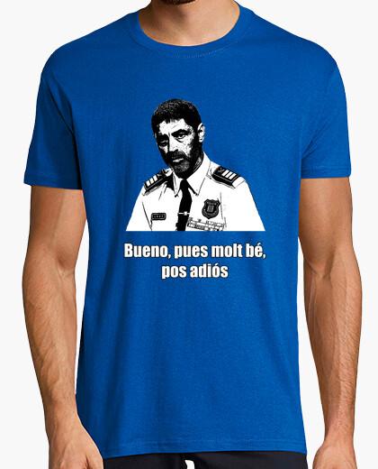 Camiseta Major Trapero