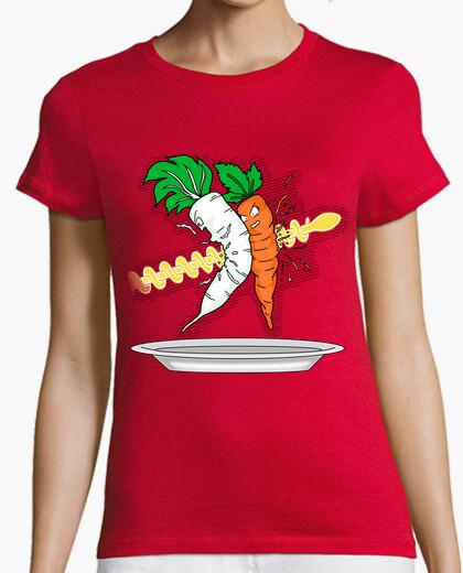 Tee-shirt makanko salade !!!