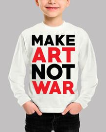 Make Art not War / Citation