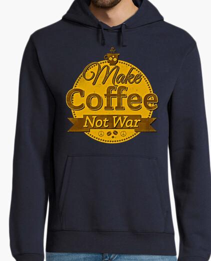 Jersey Make Coffee Not War