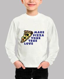 make pizza il your true amoree