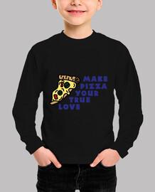 Make pizza your true love