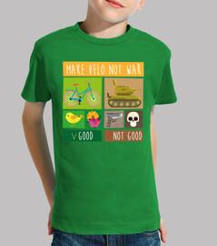 Make velo not war