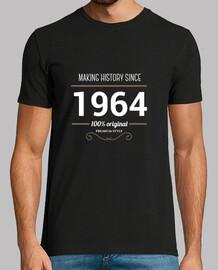 making history 1964 bianco