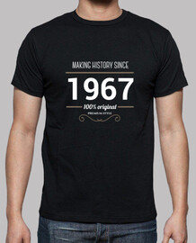 Making history 1967 white text