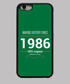 making history 1986 testo bianco