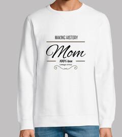 Making History Mom black