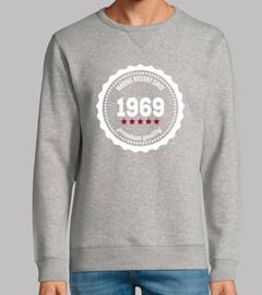 Making History since 1969 sudadera