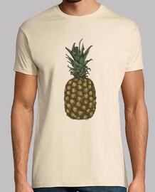 making pineapple
