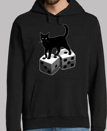 mala suerte-dados-juego de gatos