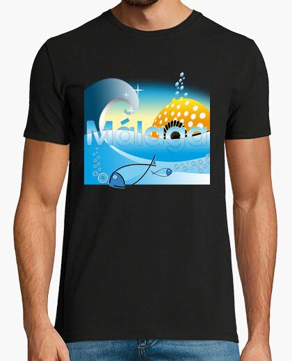 Malaga guy t-shirt