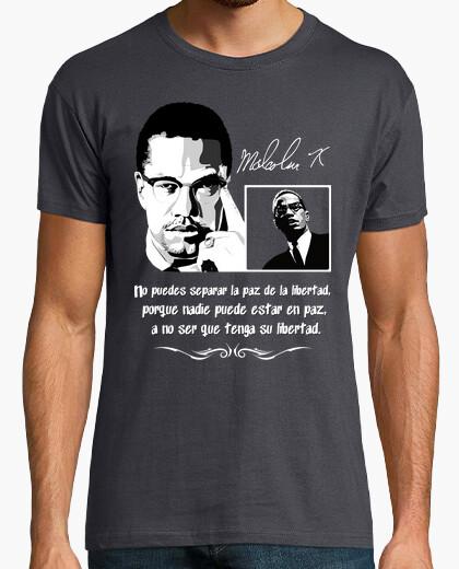 Camiseta Malcolm X