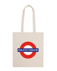 malfoy manor sotterraneo
