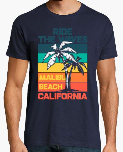 Camiseta Malibu Beach