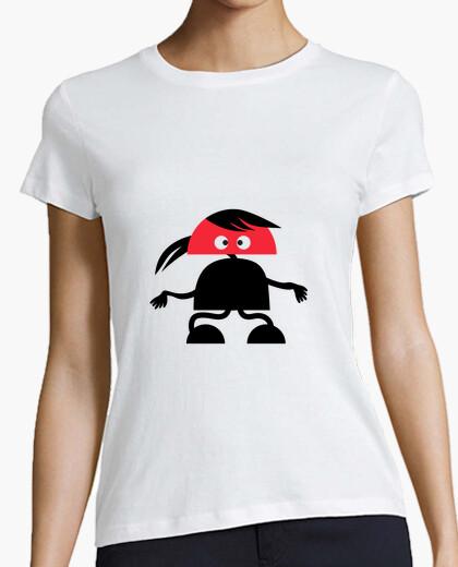T-shirt malkoa bianca
