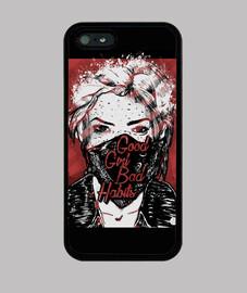 malos hábitos / iphone 5