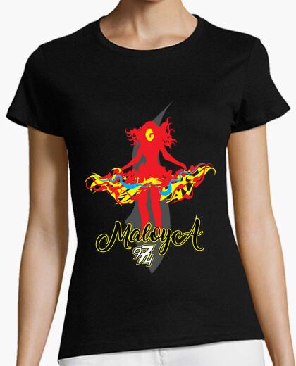 Camiseta maloya