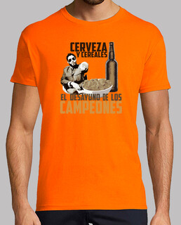 malviviendo- beer and cereal