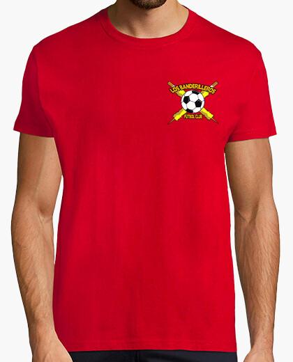 T-shirt malviviendo- los flaggers fc