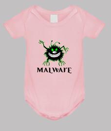 malware contour logo vert